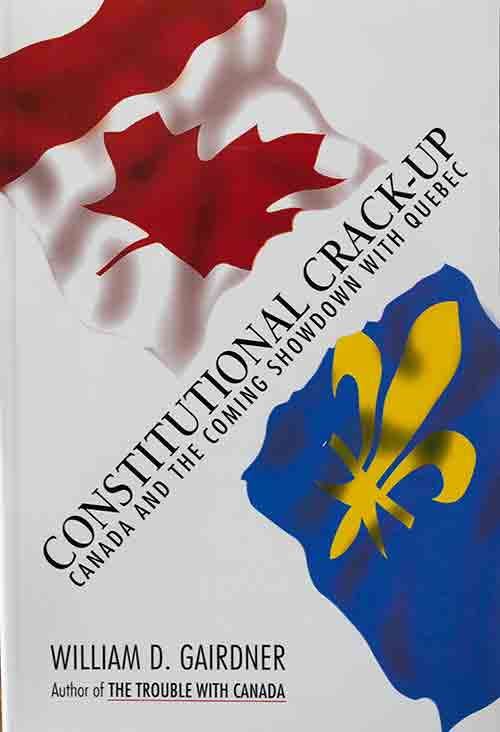 Constitutional Crack Up book cover