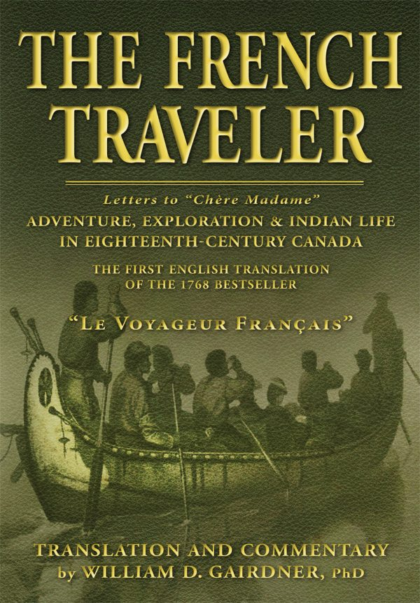The French Traveler Cover
