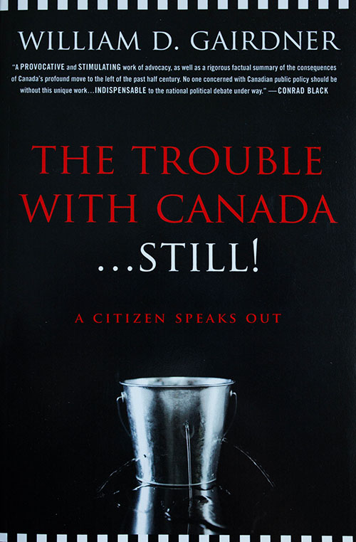 The Trouble with Canada Still book cover