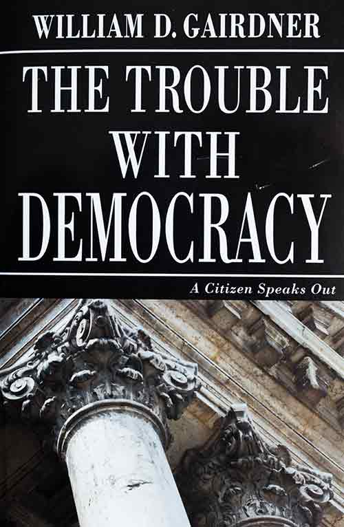 The Trouble with Democracy book cover