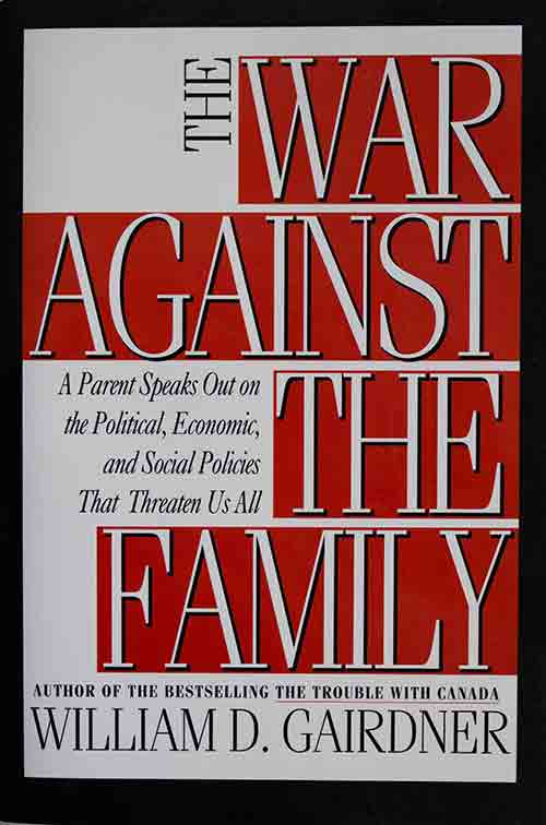 The War Against the Family book cover